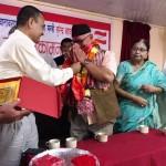 मन्त्री हमाललाई लोकतान्त्रिक खेलकुद संघको स्वागत र बधाई