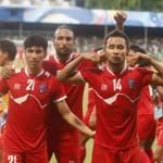 २८ बर्षपछि नेपाल र भारत फुटबल फाइनलमा भिड्दै