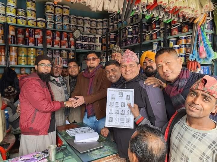 नेपालगन्ज उद्योग बाणिज्य संघ निर्वाचनःरौनियार प्यानलप्रति मतदाता उत्साहीत
