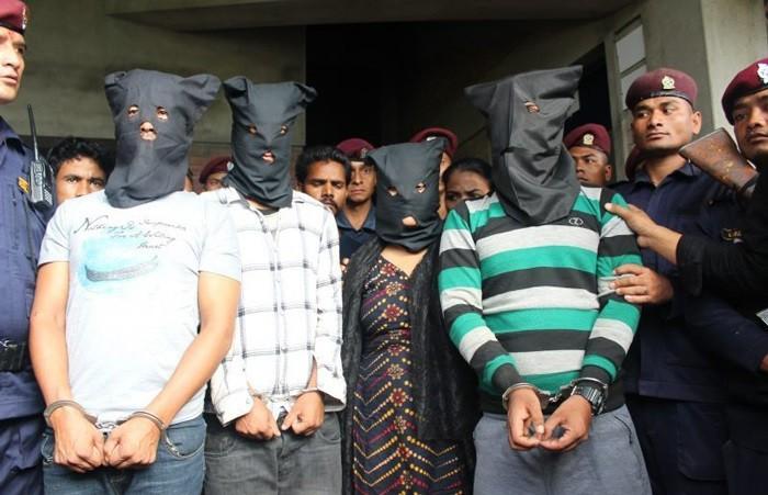 दाङका व्यापारी राजकुमार श्रेष्ठको हत्या गर्ने बाबुलाई २० र छोरीलाई १० बर्ष जेल सजाय