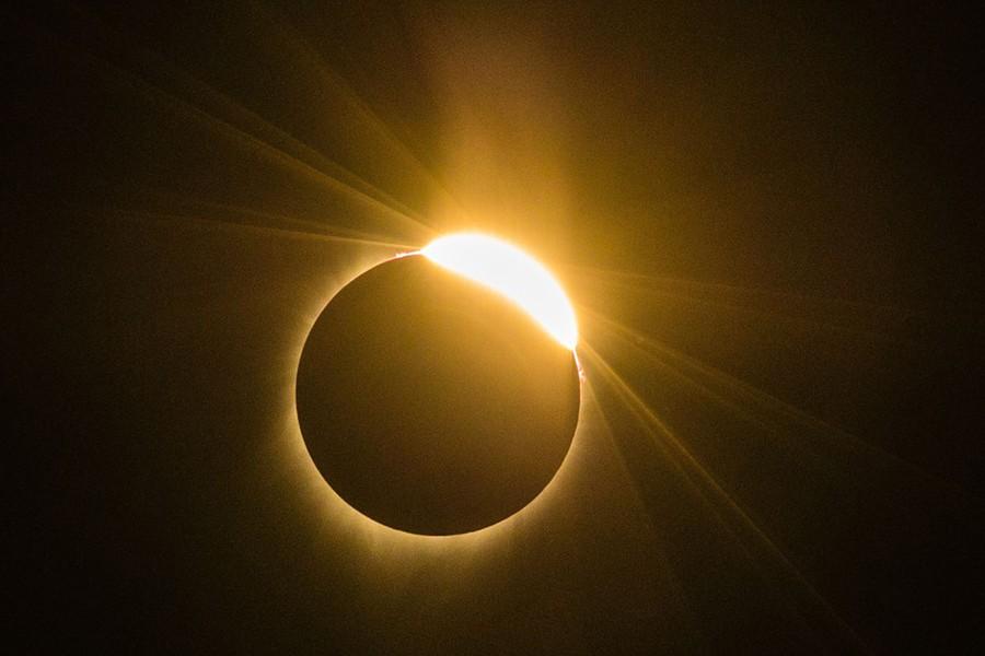 आज खण्डग्रास सूर्यग्रहण लाग्दै, के गर्ने के नगर्ने ?