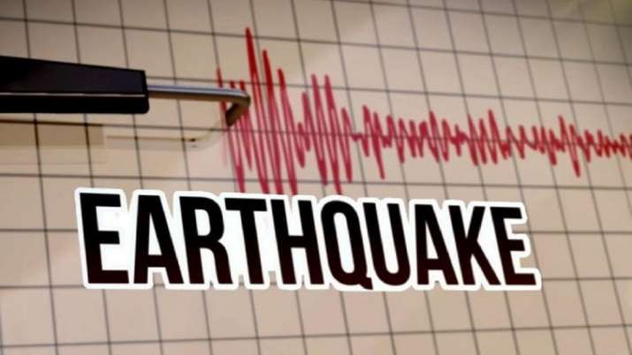 लमजुङ केन्द्रबिन्दु भएर ५.८ रेक्टर स्केलको भूकम्प गयो