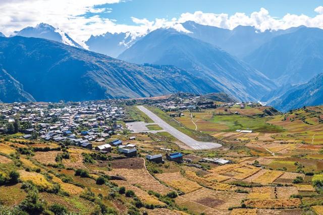हुम्ला सदरमुकाम सिमकोट राष्ट्रिय राजमार्गमा जोडिने