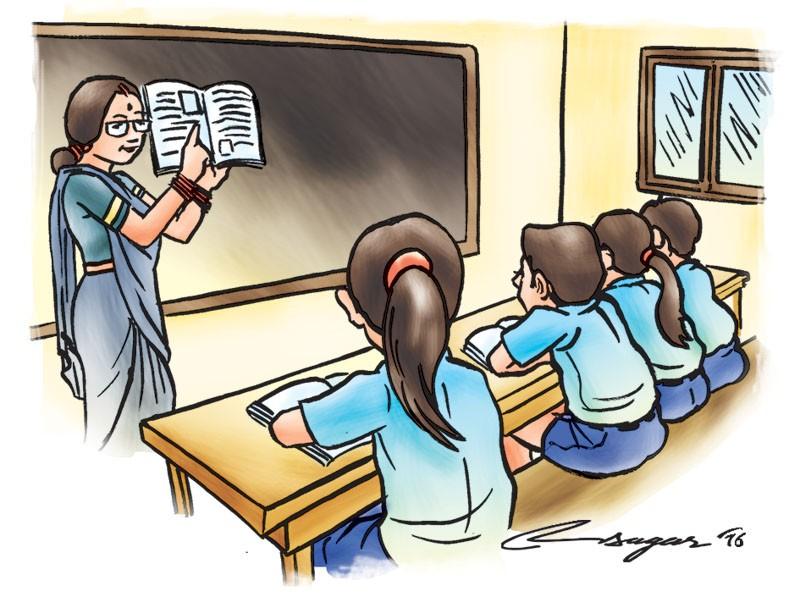 २०८० सालसम्म सबै कक्षामा नयाँ पाठ्यक्रम, शिक्षकलाई तालिम दिइँदै