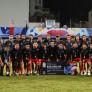 नेपाली राष्ट्रिय फुटबल टोलीलाई काठमाडौंमा खेलकुद मन्त्रीले गरे स्वागत