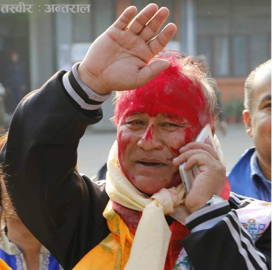 सुरेन्द्र हमाल लुम्बिनी सरकारको बन मन्त्री !