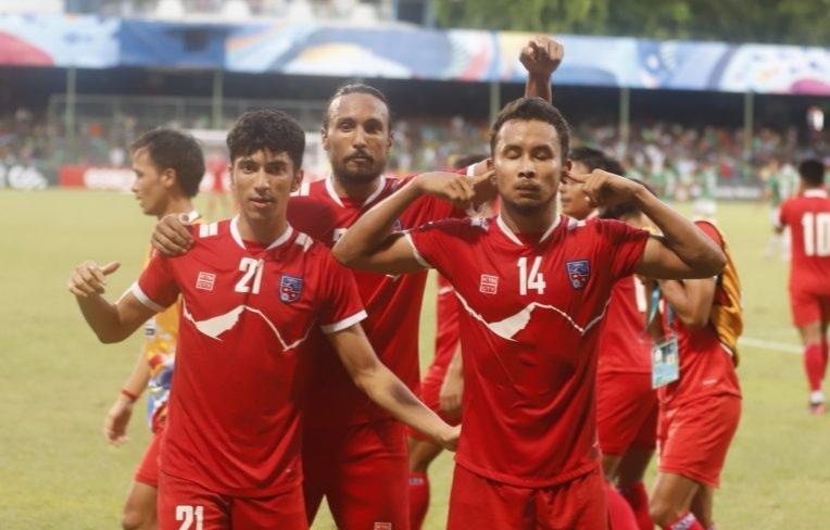 नेपाल साफ च्याम्पियनसिपमा पहिलो पटक फाइनलमा
