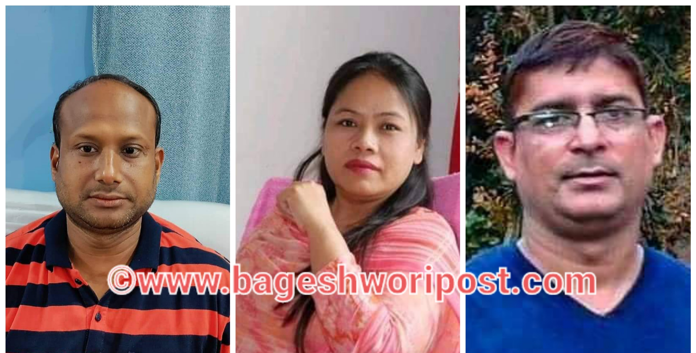 नेपालगञ्ज नगर हाँक्ने दौडमा कांग्रेसका तीन युवा