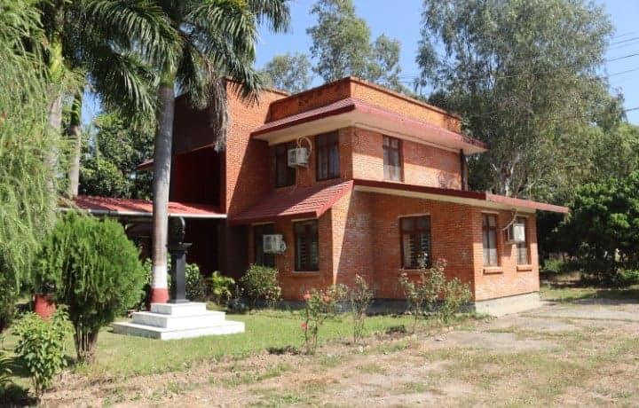 लुम्बिनीको राजधानी भालुवाङमा एउटा मन्त्रालय पुग्यो